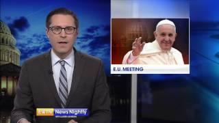 EWTN News Nightly - 2017-03-03