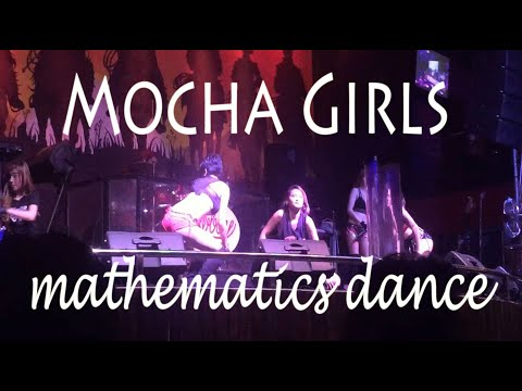 Mathematics Dance | MOCHA GIRLS in Cowboy Grill Malate