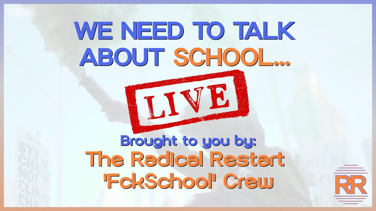 We need to talk about school... - RR Vlog!
