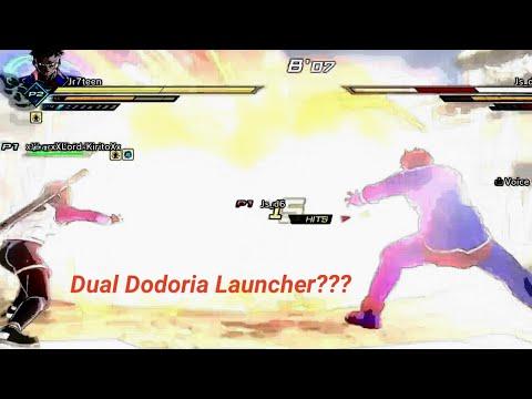 Playing Xenoverse 2 W/Friends #4 (CO-OP) Lord-Kirito