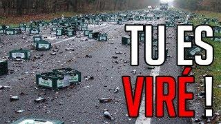 20 TRAVAILLEURS LES PLUS STUPIDES QUI ONT TOUT CASSÉ (ʘ_ʘ)