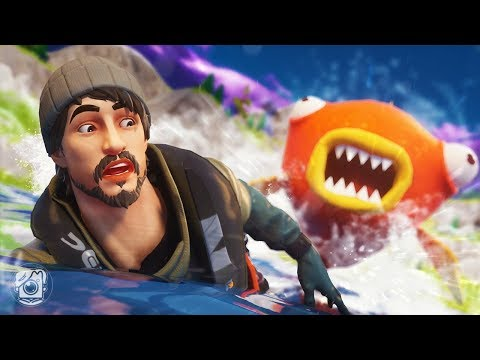 WHY YOU NEVER GO FISHING... *CHAPTER 2* (A Fortnite Short Film)