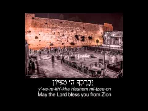 Y'varechecha Hashem (May God Bless You) by the Hava Nagillah Band