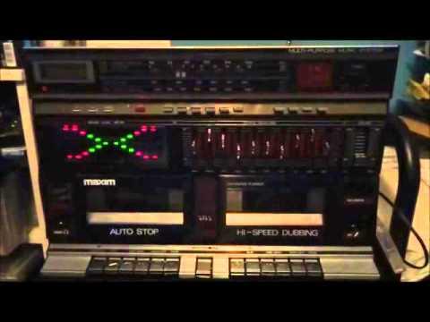 Radio Algerienne Chaine 1 (Algeria) Maxim MX-939