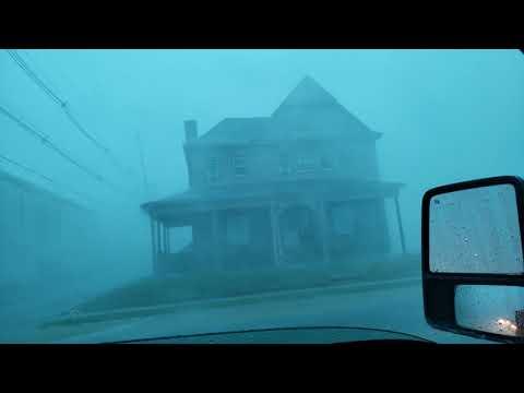 Super Derecho 95+mph Winds Marshalltown,Iowa 8-10-2020