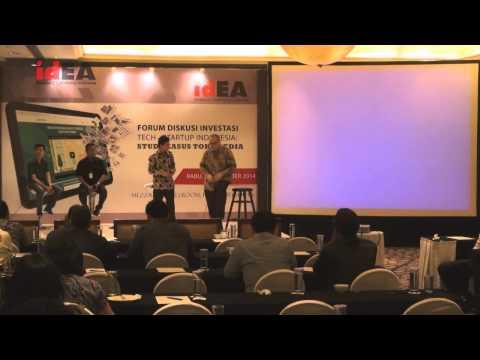 Forum Diskusi Investasi Tech - Startup Indonesia