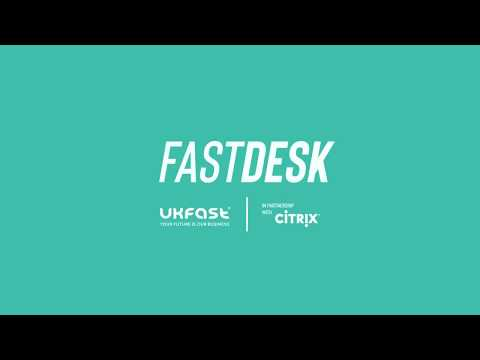 FastDesk: The Perfect Remote Working Solution