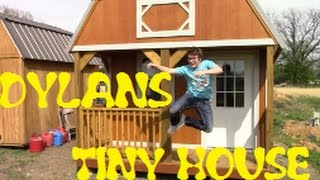 Tiny House Tour Derksen Shed Project