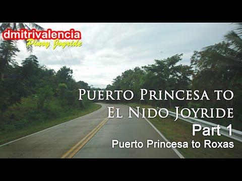 Pinoy Joyride - Puerto Princesa to Roxas Palawan Joyride