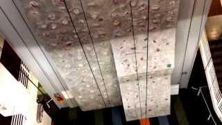Самая длинная climbing wall в США [Америка с Айфона]