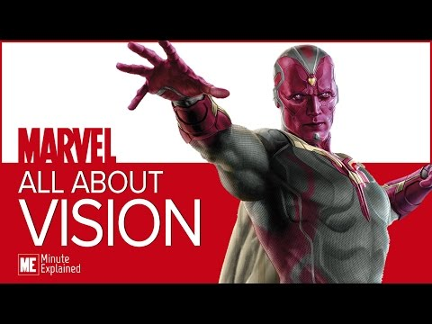 Who is VISION and what are his powers? (MCU)