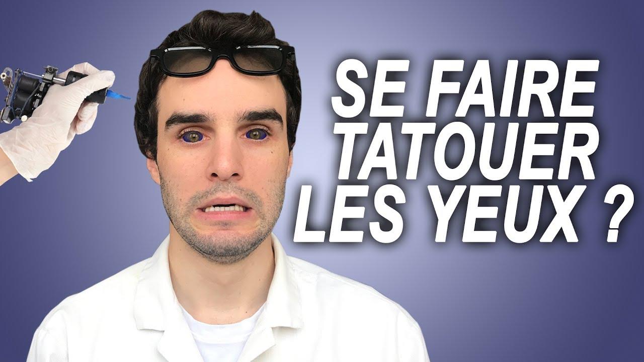 Se Faire Tatouer Les Yeux Vrai Ou Faux 38 Youtube
