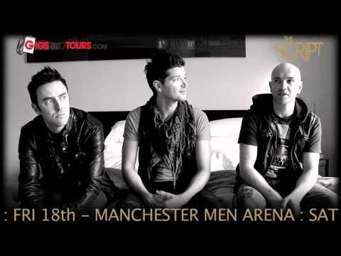 The Script UK Arena Tour 2011