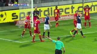 Samenvatting Go Ahead Eagles - Fortuna Sittard (06-04-2018)