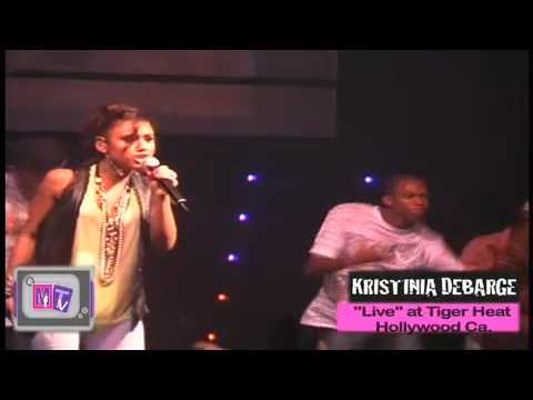 """""""Kristinia Debarge"""" Live with Moofaces Tv"""