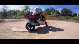 Scooter Drifting