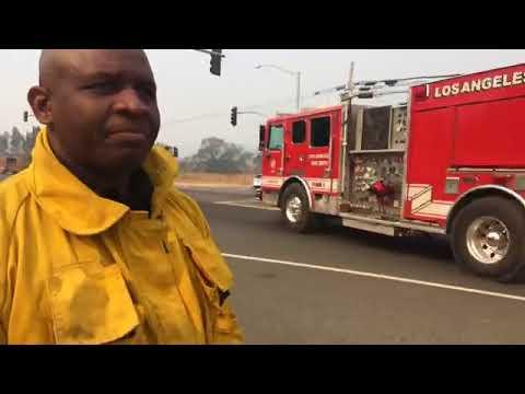 Sonoma County fire: Update on Oakmont/Nuns fire