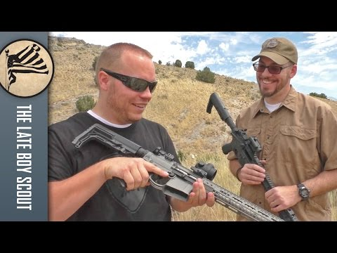$3,000 AR15 vs $1,000 AR15: Lightweight Carbines Compared with DocTacDad