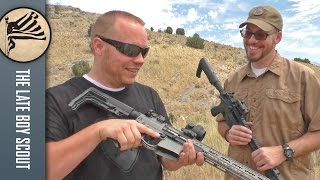$3,000 Ar-15 Vs $1,000 Ar-15: Lightweight Carbines Compared With Doctacdad