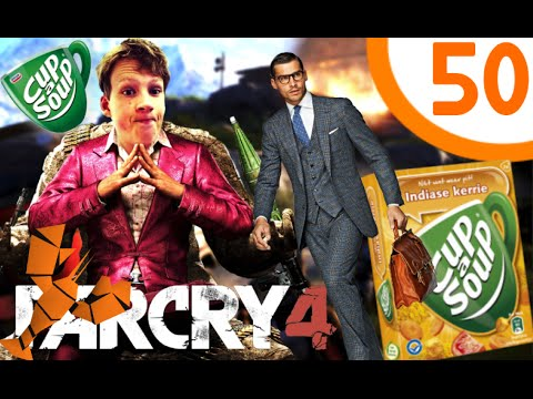 4 UUR CUP A SOUP! - Far Cry 4 Playthrough #50 (FINALE!)