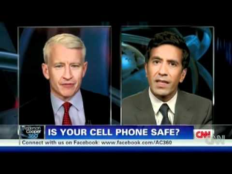 Radiation from Cell Phones may cause cancer (CNN News) ** MUST SEE **