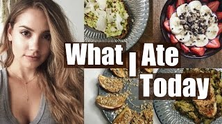 What I Ate Today | Easy Meal Ideas!