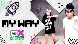 My Way - Calvin Harris - Coreografia | FitDance XKids