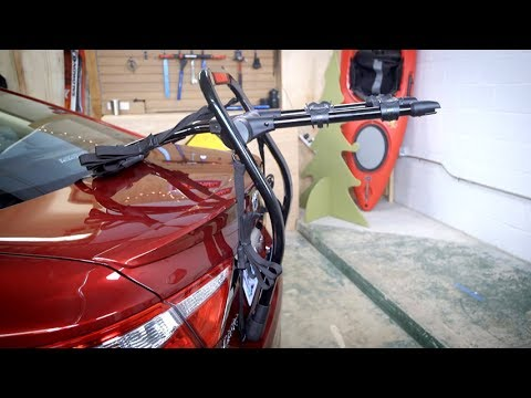Yakima FullBack Bike Rack Installation Video