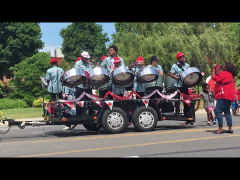 Parade Fête du CANADA Day 2016 Arrondissement Pierrefonds Roxboro