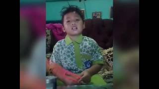 Download Video Lucu banget Anak TK tutorial pomade wajib tonton MP3 3GP MP4