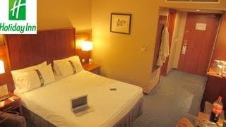 Holiday Inn Sokolniki Стандартный номер - ОБЗОР(Мы остановились на одну ночь в этом отеле, в Москве! Сайт отеля - http://www.hi-sokolniki.ru/ Также жду вас на моем канале..., 2013-04-29T14:31:44.000Z)