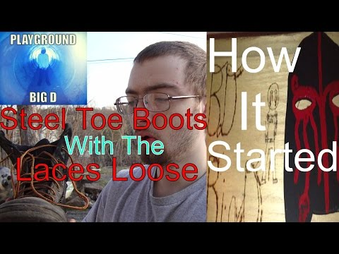 How Was Steel Toe Boots Born? I'll Show You