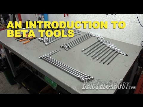 An Introduction To Beta Tools -EricTheCarGuy