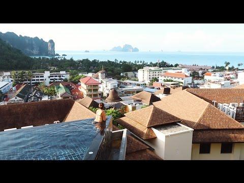 DREAMIEST HOTEL I'VE EVER STAYED IN - Krabi, Thailand