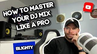 How To Master DJ Mixes Like A Pro For FREE // Audacity Tutorial screenshot 4