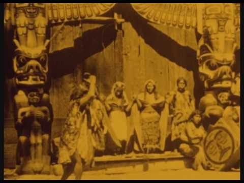 IN THE LAND OF THE HEAD HUNTERS by Edward S. Curtis (1914) TRAILER