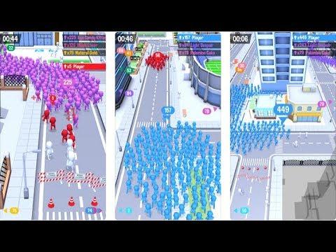 Trò chơi Crowd City đám đông trong thành phố  - culytv chơi game vui nhộn