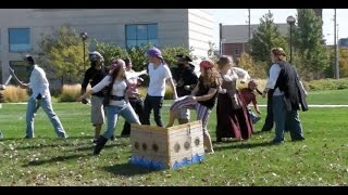 Dead Unicorn Society: The Pirate Battle of 2010