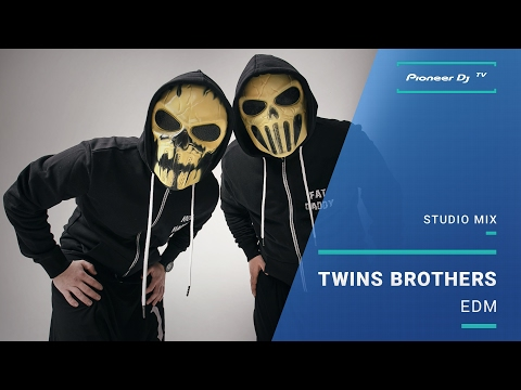 Twins Brothers /edm/ @ Pioneer DJ TV | Novosibirsk
