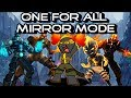 One For All Mirror Mode - Brand The Human Barbecue - League of Legends Full Gameplay Commentary