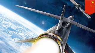 Universe : Destruction of Satellite Inside Space (Universe Documentary Films)