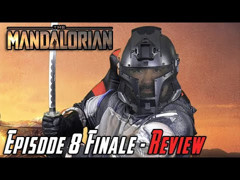 The Mandalorian Episode 8 Finale - Angry Review