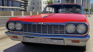 Chevrolet Impala Super Sport 409 1964 - Forza Horizon 3 - Test Drive Free Roam Gameplay (HD)