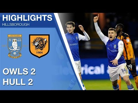 Sheffield Wednesday 2 Hull City 2 | Extended highlights | 2017/18
