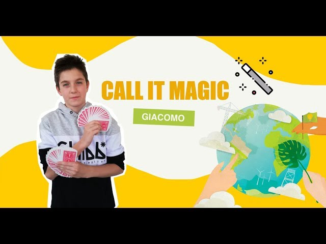 Call it Magic | Giacomo Ferioli