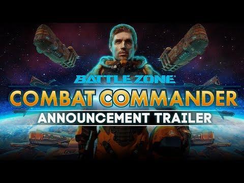 Battlezone: Combat Commander - Announcement Trailer