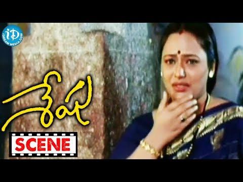 Sheshu Movie -  Rajasekhar, Kaveri, Nassar Comedy Scene