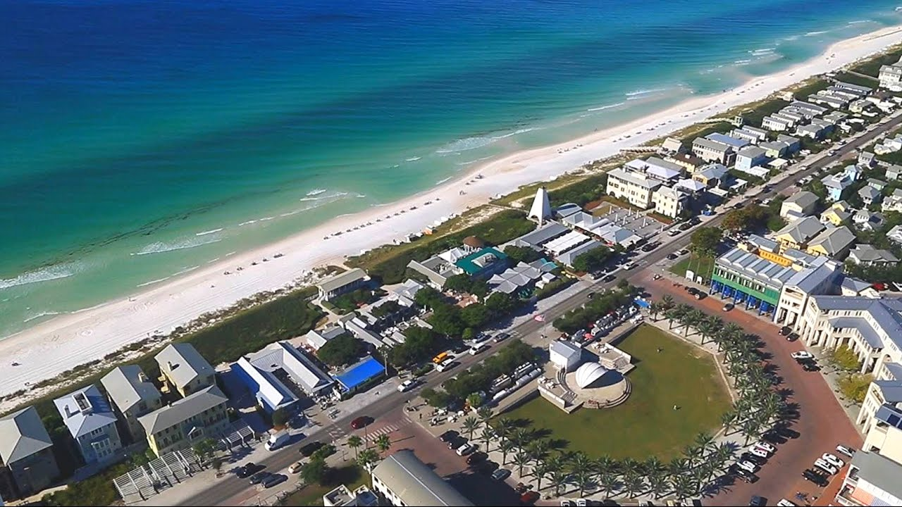 florida travel take a tour and visit seaside florida youtube