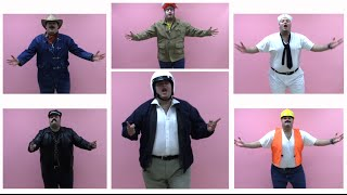 Village People - YMCA: Cover - All Instruments and Vocals by Jeremy Katz