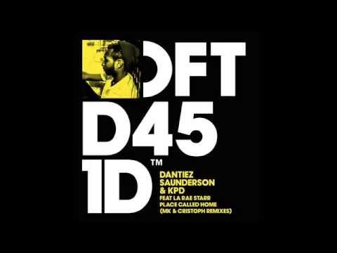 Dantiez Saunderson 'Place Called Home' (MK Remix)